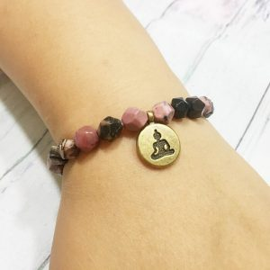 bracelet-bouddha-pierre-rose-rhodonite