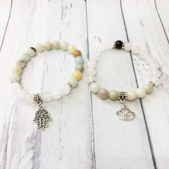 bracelet-main-fatma-lotus-amazonite-quartz-rose