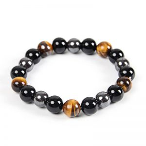 bracelet-triple-protection-oeil-de-tigre